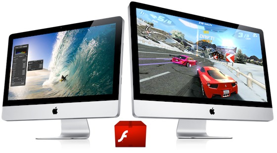 Скачать Flash Player для MAC ОС