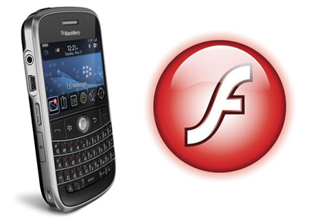 Скачать Flash Player для BlackBerry